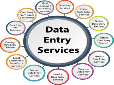 Do any kind of data entry work for 1hr