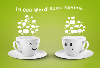Review your Book and provide an edit - Upto 10,000 words