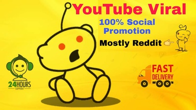Fast viral YouTube promotion