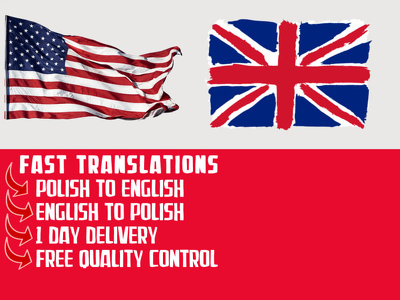 I can translate your text from perfect English to Polish cheap!