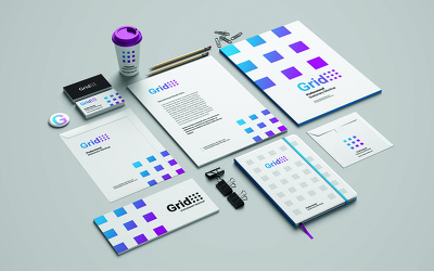 Design Your Stationery And Brand Identity