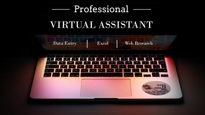 Do work as a Virtual Assistant for Two hours