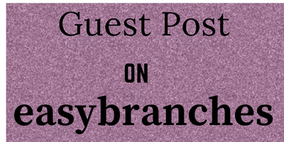 Publish premium guest post on Easybranches. com with dof0llow li