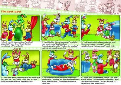 Create cartoon/Children Comic