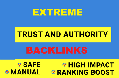 Do Google SEO With Manual High Authority Backlinks