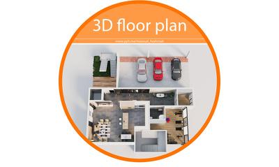 Create 3d Floor Plan