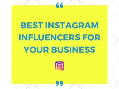 Search For The Best Instagram Influencers For Your Business