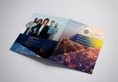 Design Flyer, Leaflet, Brochure or Poster