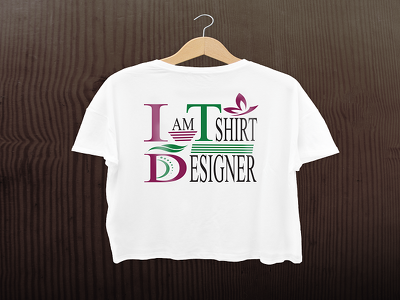 Do Eye Catching Typography T shirt Design
