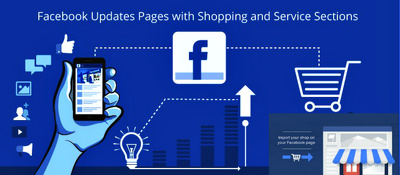 Shop, eCommerce or Business Page on Facebook