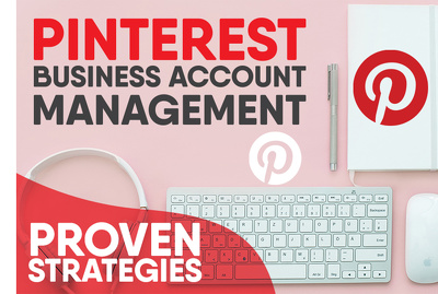 Create And Manage Your Pinterest Business Account