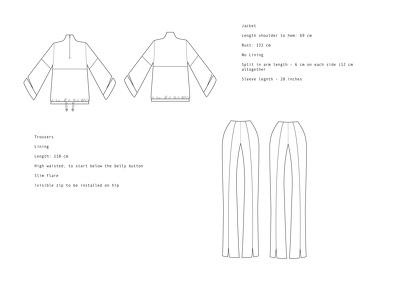 Do 5-7 CAD Fashion designs