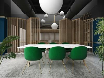 Design your interior space