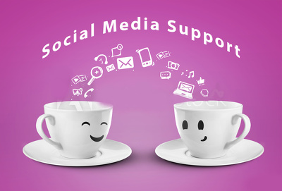 Look after your Social Media accounts for 5 days