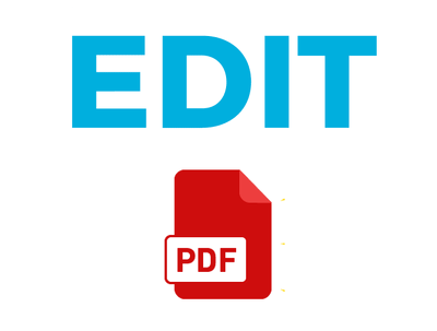 Do Any kind of PDF editing up to 15 pages