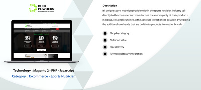 Magento E-commerce Web Store with Customized Features