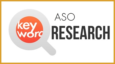 keyword research for your Google playstore app