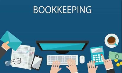 Do all sort of book keeping and prepare financial statements