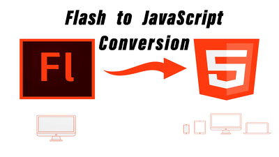 Convert Flash to Javascript