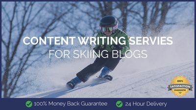 Content Writing for Skiing Blogs