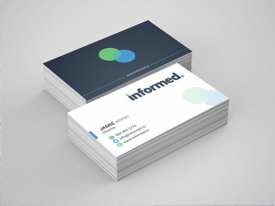 Design your Double sided Business/Visiting Card