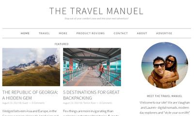 Publish Premium Travelling Post on TheTravelManuel.com, DA-55