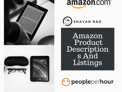 Write Excellent one Amazon Product Descriptions And Listings