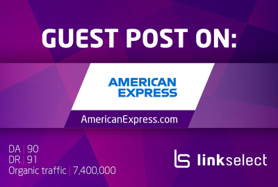 Get your brand featured on AmericanExpress.com