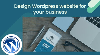 Design WordPress Website for your business