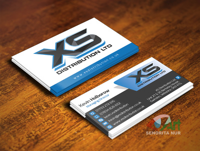 Business Card Design Double Sided