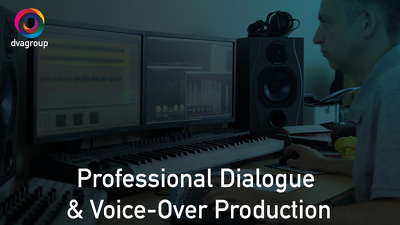 Make your voiceover dialogue sound amazing