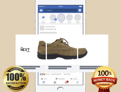 Design 3 premium Carousel for Facebook Ads Campaign