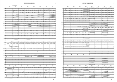 Orchestrate your track (Midi to Notation)