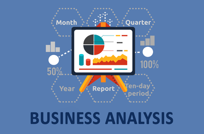 Write 300 words plus on any business analysis or report