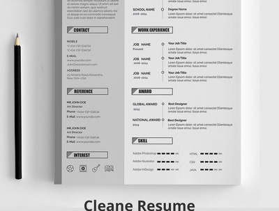 Design your Business Resume