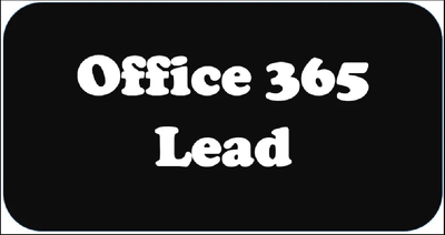 Office 365 Leads Building With Valid Email