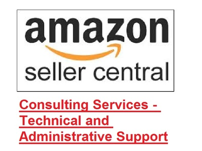 Perform previously discussed tasks in Seller Central (Amazon)