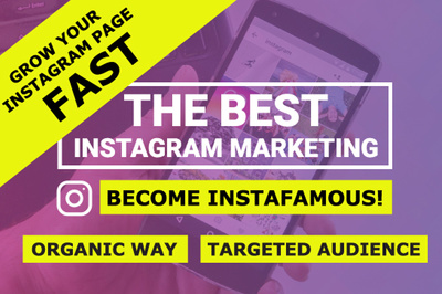 Grow And Manage Your Instagram Account