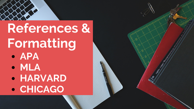 Provide 30 references in APA/ MLA/HARVARD/ CHICAGO style