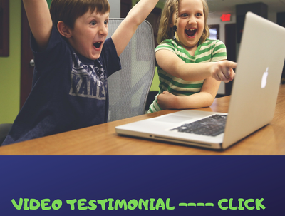 Create a 5 minute Video Testimonial to an excellent standard