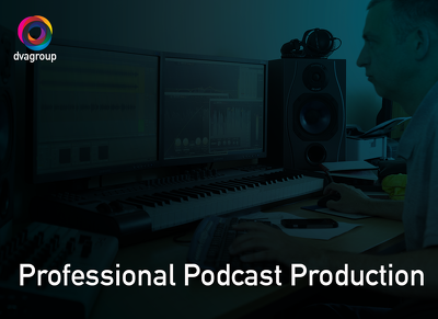Professionally edit, mix and master your podcast