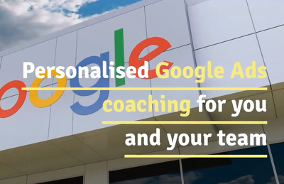 Personalised Google Ads Training For You & Your Team