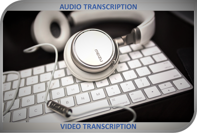 Transcribe up to 45 minutes of audio/video