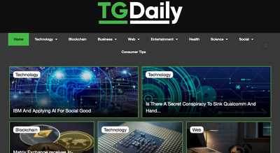 Write & Publish Guest Post On Tgdaily.com, DA 80
