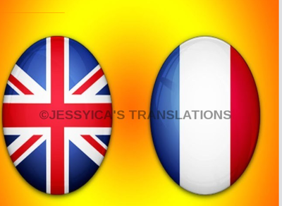 Provide you English to French translation (500 words)