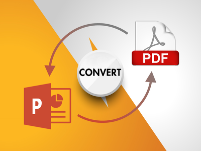 Convert PDF To Editable PowerPoint Ppt up to 25 pages