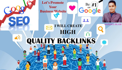 Do SEO Ranking with high quality DA and PA backlinks manually
