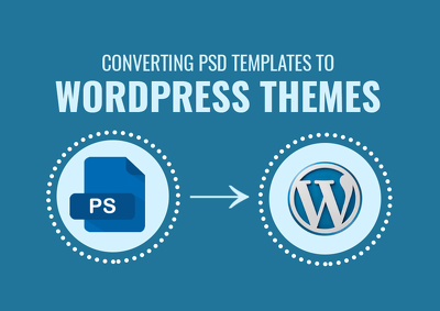 Convert your PSD/Ai/Sketch/XD file to pixel perfect WordPress