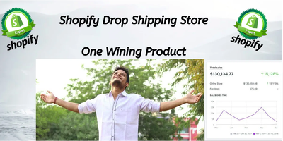 Lunch Converting Shopify Store With Marketing Plan