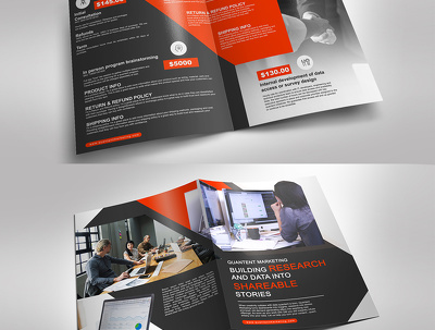 Design an awesome brochure